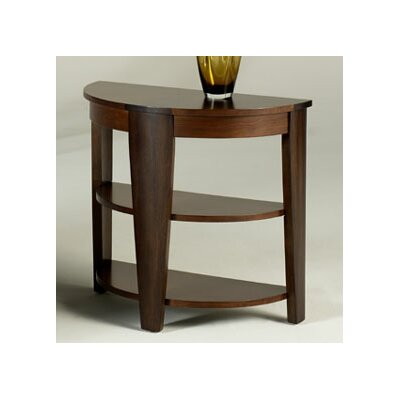 Hurton Wood End Table