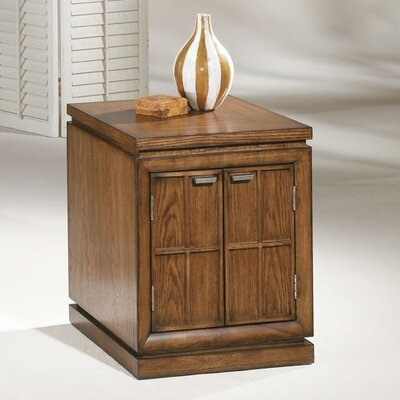 Cheap Hammary Kanson Commode in Prairie (HAM1398)