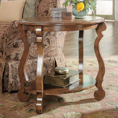 Cheap Hammary Siena Oval End Table in Tuscany (HAM1496)
