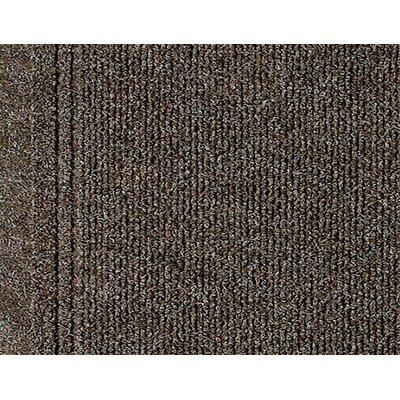 Tracker Doormat Mat Size: Runner 22 x 60, Color: Tan