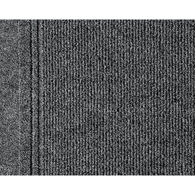 Tracker Doormat Mat Size: Runner 22 x 60, Color: Grey