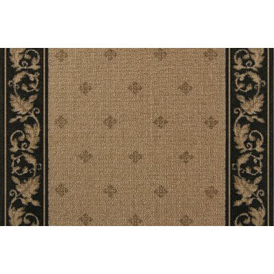 Windham Brown Area Rug Rug Size: 22 x 510