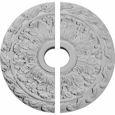 Spring Leaf Ceiling Medallion
