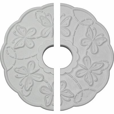 Terrones Butterfly Ceiling Medallion