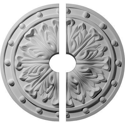 Foster Acanthus Leaf Ceiling Medallion
