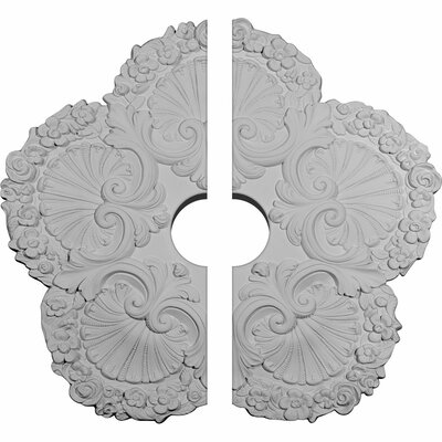 Shell Ceiling Medallion