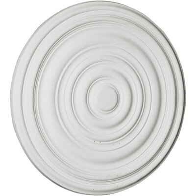 Carton 12.63 H x 12.63 W x 1 D Ceiling Medallion