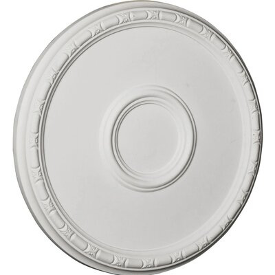Odessa Bead and Barrel 19.75 H x 19.75 W x 1.38 D Ceiling Medallion