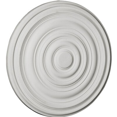 Carton 17.75 H x 17.75 W x 1.38 D Ceiling Medallion