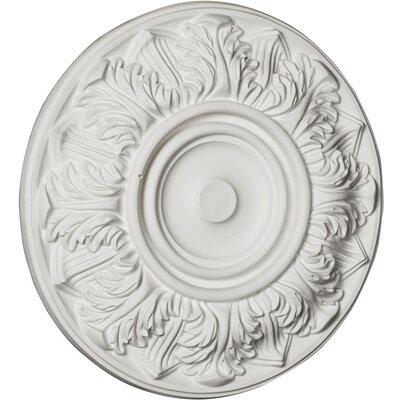 Whitman 13 H x 13 W x 1.38 D Ceiling Medallion