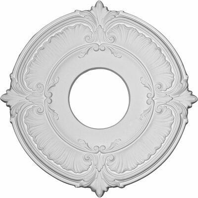 Attica 12.75H x 12.75W x 0.5D Ceiling Medallion