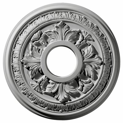 Baltimore 15.38H x 15.38W x 1.5D Ceiling Medallion