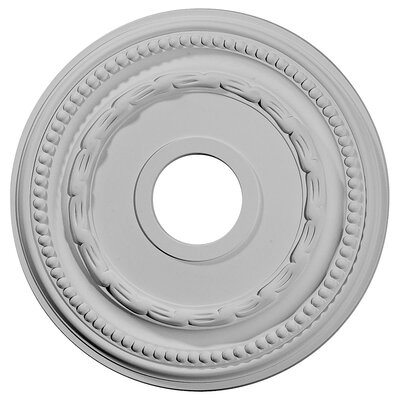 Federal 15.38H x 15.38W x 1D Ceiling Medallion