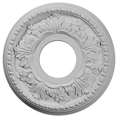 Helene 11.88H x 11.88W x 0.88D Ceiling Medallion