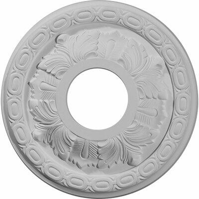 Leaf 11.38H x 11.38W x 1.13D Ceiling Medallion