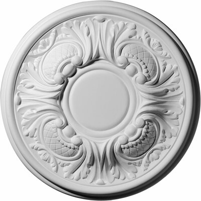 Wakefield 11.75H x 11.75W x 1.25D Ceiling Medallion