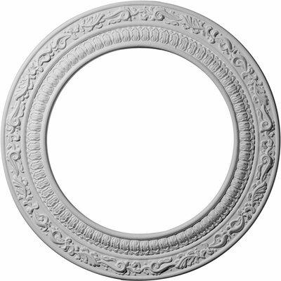 Andrea 12H x 12W x 0.5D Ceiling Medallion