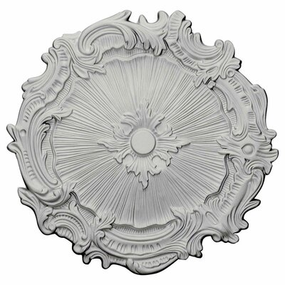 Plymouth 16.75H x 16.75W x 1.38D Ceiling Medallion