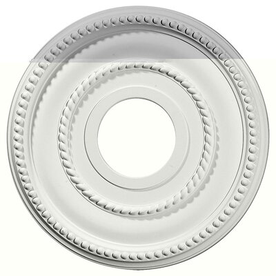 Valeriano 12.13H x 12.13W x 0.75D Ceiling Medallion