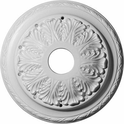 Asa 13.75H x 13.75W x. 3D Ceiling Medallion