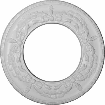 Salem 13.25H x 13.25W x 0.88D Ceiling Medallion