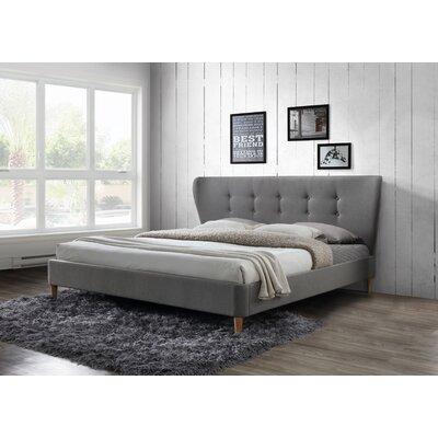 Dayton King Upholstered Platform Bed