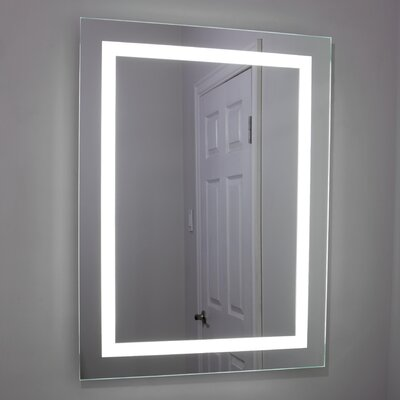 Lighted and Illuminated Professional Makeup Mirror BL95