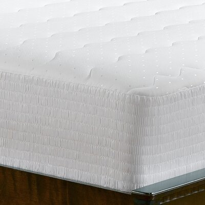 Spa Luxury Polyester Mattress Pad Size: King