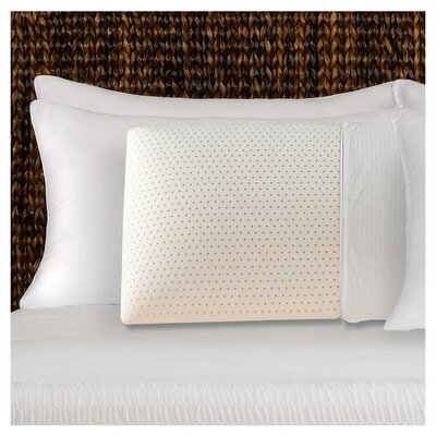 Beautyrest� Talalay Latex Pillow Size: King