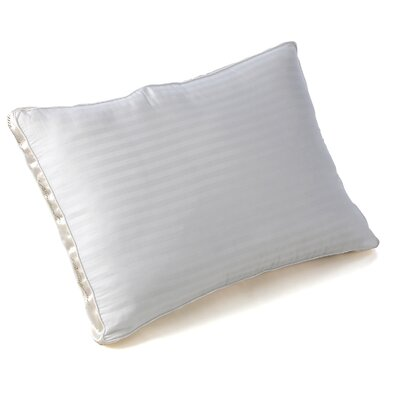 Pima Cotton Extra Firm Polyfill Pillow Size: Standard