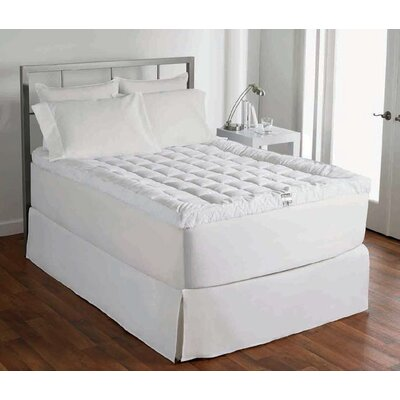 Harmon Mattress Topper Size: Queen