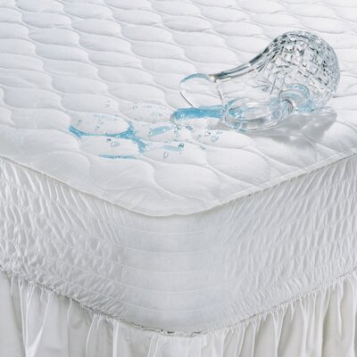 Sparks Waterproof Mattress Pad Size: King