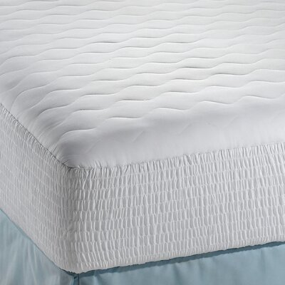 Beautyrest 100% Cotton Down Alternative Dream Loft Mattress Pad - Size: Queen at Sears.com