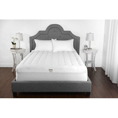 Ultimate Cuddlebed� 2.5 Mattress Topper Size: Twin