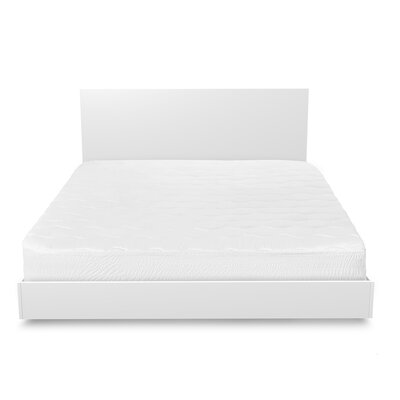 Microfiber Highloft Top Mattress Pad Size: King