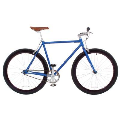 Vilano Men's Rampage Fixed Gear Fixie Single Speed Road Bike - Size: 22.8