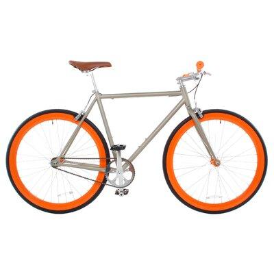 Vilano Men's Rampage Fixed Gear Fixie Single Speed Road Bike - Size: 21.3