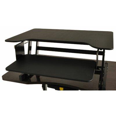 16 H x 32 W Standing Desk Conversion Unit