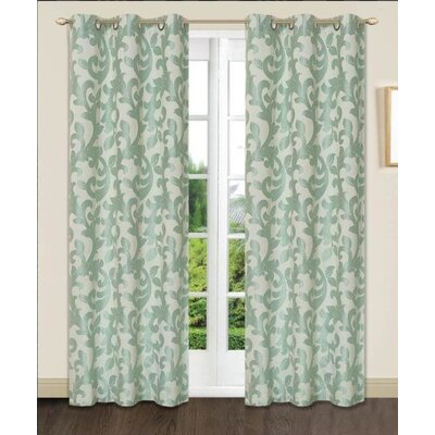 Pali Single Curtain Panel