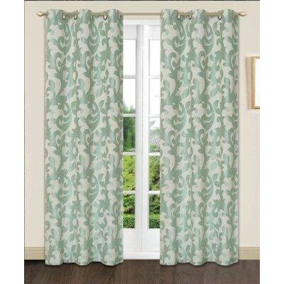 Pali Single Curtain Panel