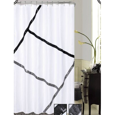 Florence Sequins Shower Curtain