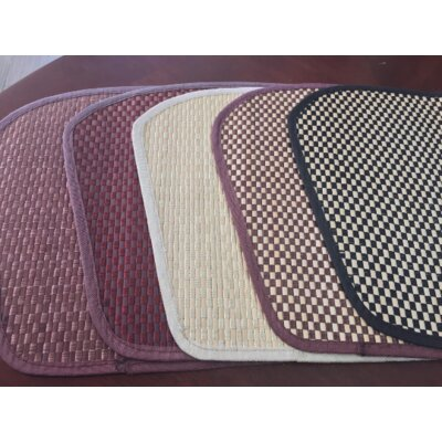Pastry Bamboo Placemat Color: Natural PAS12NA