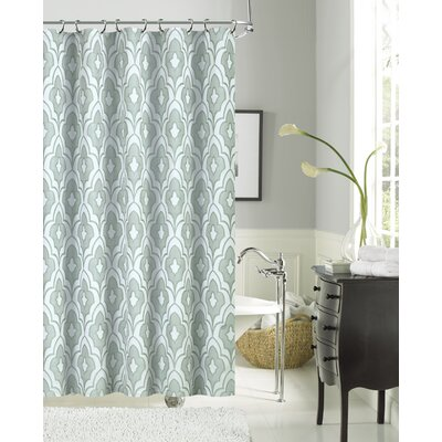 Pflugerville Shower Curtain Color: Sage