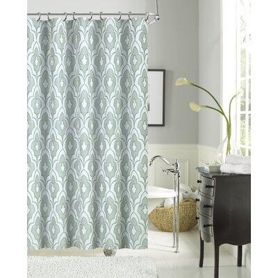 Gramercy Park Shower Curtain Color: Sage