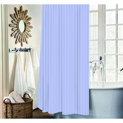 Mist 13 Piece Shower Curtain Set Color: Lilac