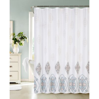 Nisha 13 Piece Shower Curtain Set