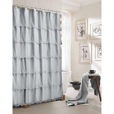 Lavardin Ruffled Shower Curtain