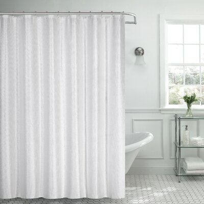 Pedrick New Lurex Waffle Shower Curtain