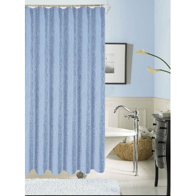 Staats Textured Shower Curtain