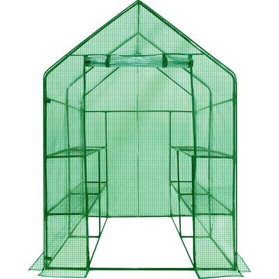 4.5 Ft. W x 4.5 Ft. D Greenhouse OG6868-PE